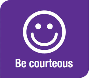 be-courteous